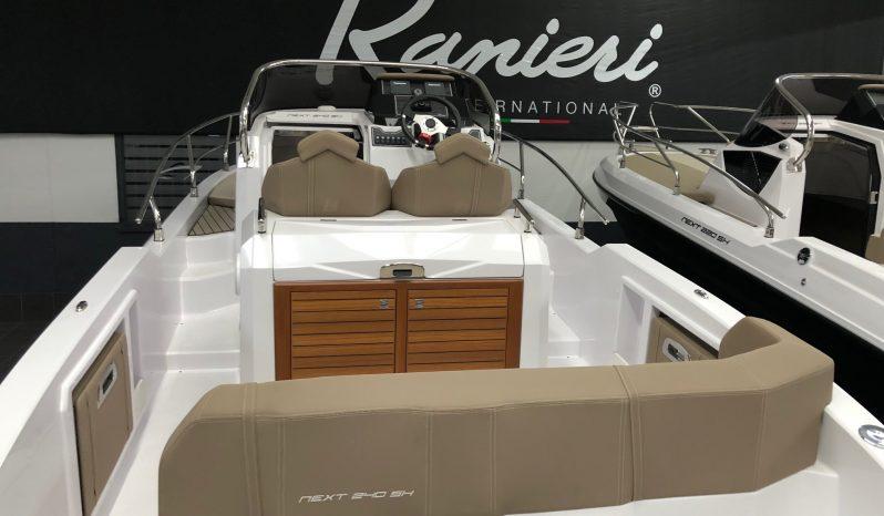 Ranieri International NEXT 240 SH pieno