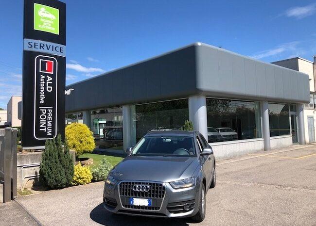 Audi Q3 2.0 TDI pieno