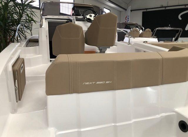 Ranieri International NEXT 220 SH pieno