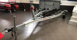 Carrello barca Trailersgroup monoasse 1.800 kg a pieno carico
